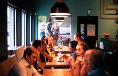 Restaurants in & around Dataw Island