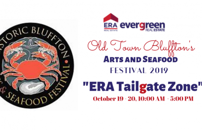 ERA Evergreen Goes to Bluffton Arts and Seafood Festival 2019!