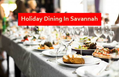 Holiday Dining In Savannah: Where To Go On Christmas Day