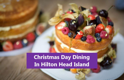 Christmas Day Dining In Hilton Head Island
