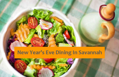 New Year's Eve Dining In Savannah