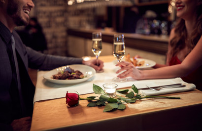 Central NJ Best Spots For Valentine's Day