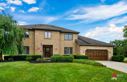 Grove City OH real estate - Hawthorne Woods