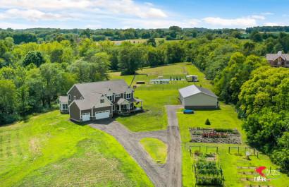 Ashville OH real estate - Acreage