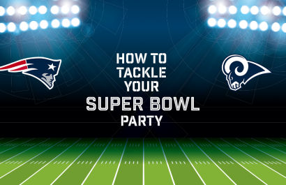 How to Tackle Your Super Bowl Party