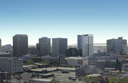 New 27-Story Tower to Be Built in Oakland