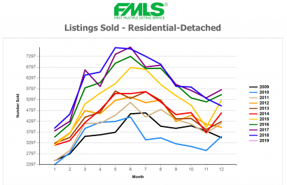 Forsyth, Dawson & Lake Lanier Market Report January 2019