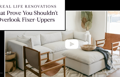 7 Real-Life Renovations That Prove You Shouldn't Overlook Fixer-Uppers