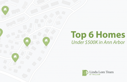 Top 6 Homes Under $500K In Ann Arbor