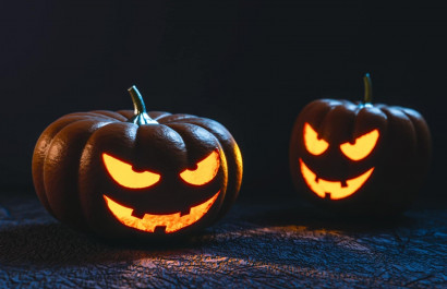 How to happily Halloween around town