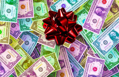 Getting a downpayment gift? Oh joy! Oh no...