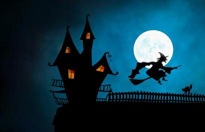 Halloween in Central Illinois 2020