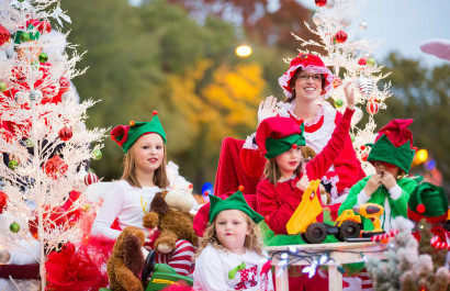 A Charleston local's guide to the best holiday events