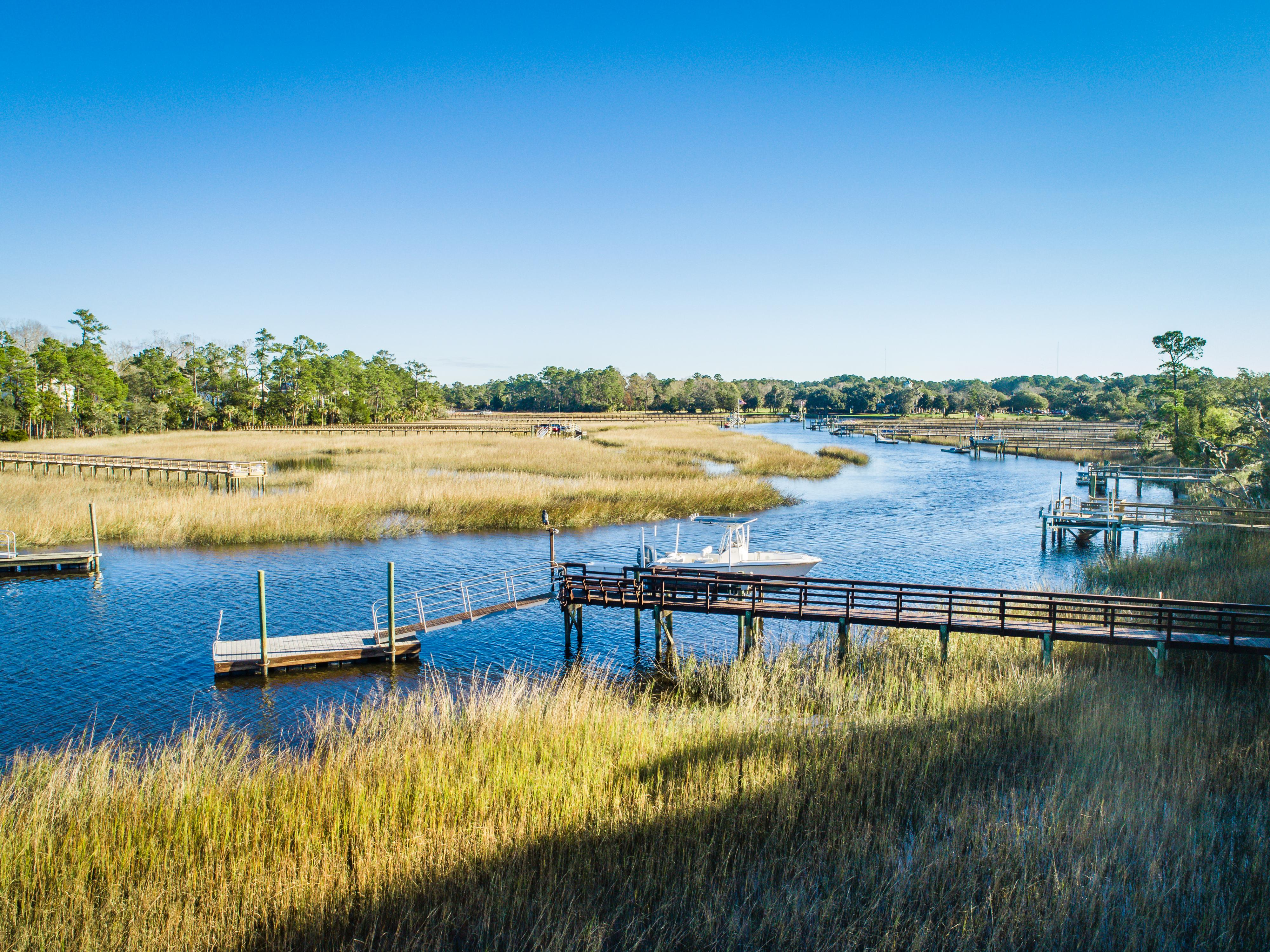 Land a Waterfront Home in Charleston