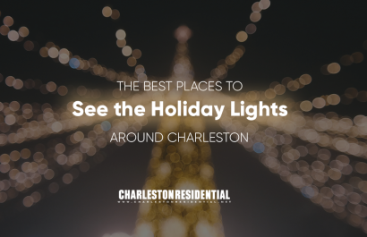 The Best Places To See The Holiday Lights in Charleston