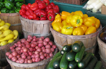 A Local's Guide to Charleston Area Farmers' Markets
