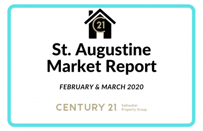 February & March Saint Augustine Market Report