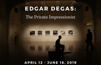 Edgar Degas: The Private Impressionist