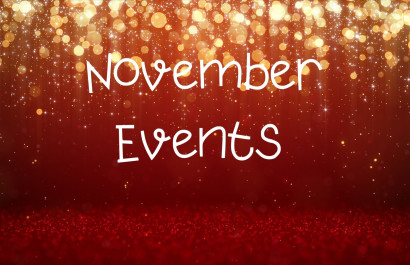 What events are going on this November 2019?