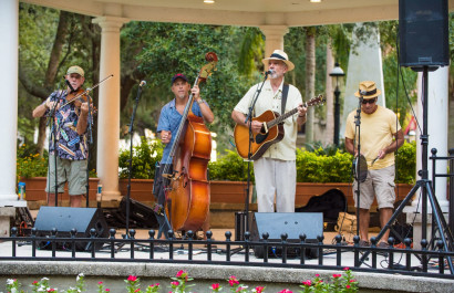 Free Concerts in the Plaza St. Augustine FL