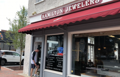 Live Love Atlanta interviews the owners of  Hamilton Jewelers