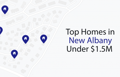 Top Homes Under $1.5M In New Albany