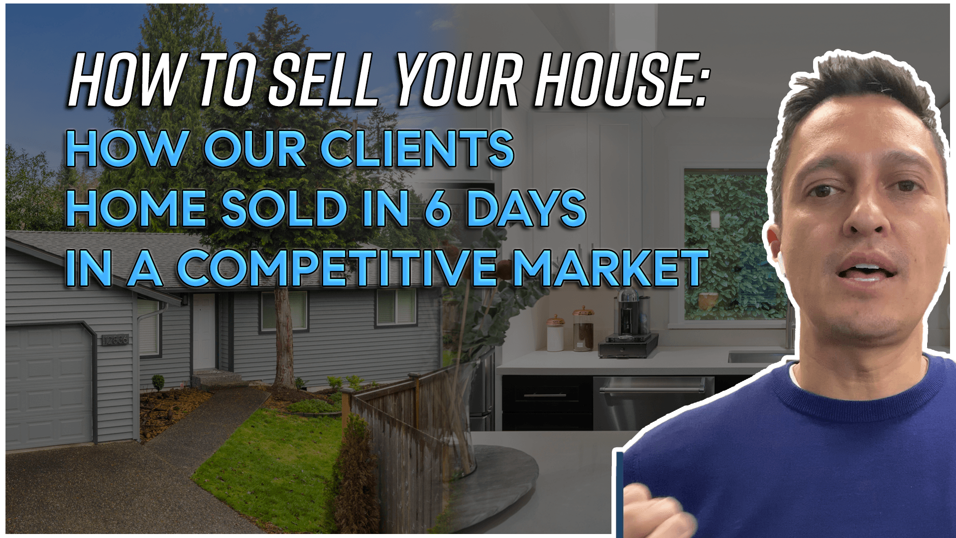 Seller Case Study: Exactly How We Prepared, Marketed & Sold Their Home in 6 Days for Above List Price