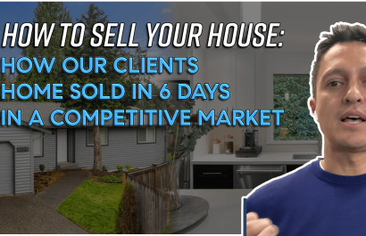 Seller Case Study & Success Story: Exactly How We Prepared, Marketed & Sold Their Home in 6 Days
