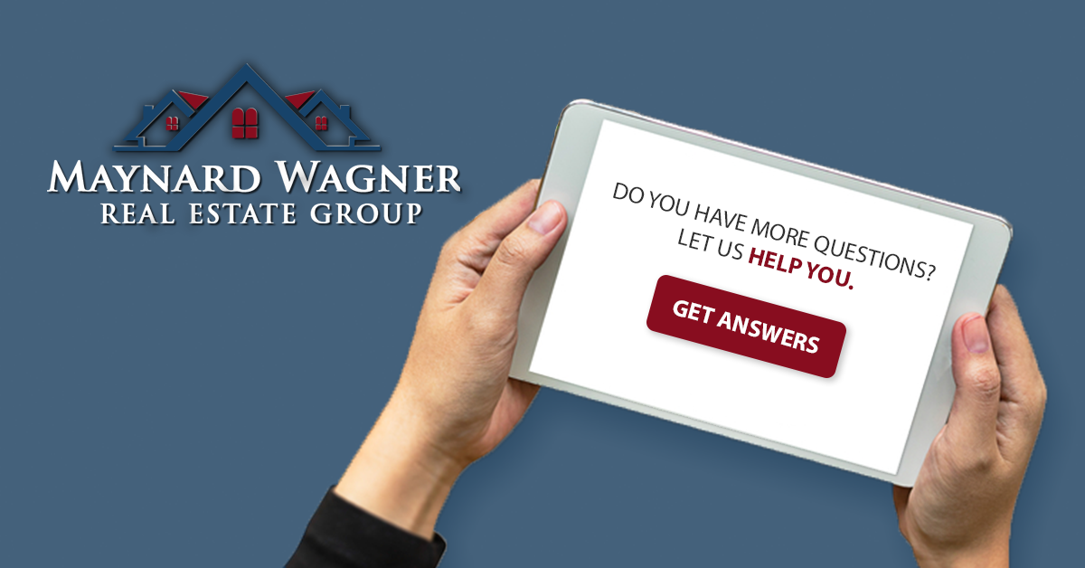 Schedule An Appointment | Maynard Wagner Real Estate Group