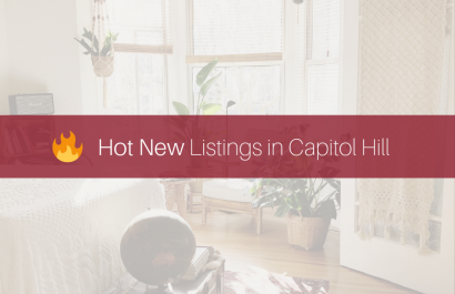 New Listings in Capitol Hill