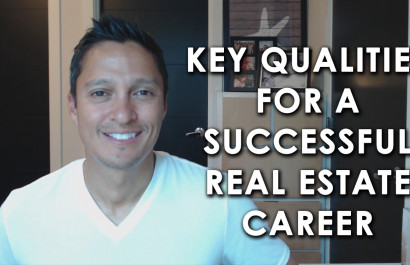The 4 Qualities You Need to Have a Successful Real Estate Career