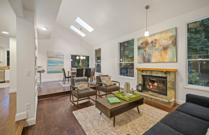 Just Listed: Updated, private home in Sammamish