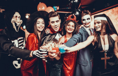 Spirits and Spooks | Pensacola Halloween Events for Adults Only