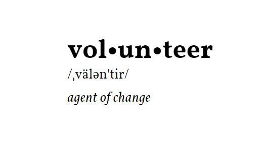 National Volunteer Week 2020