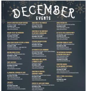 December 2018 events in Phoenix