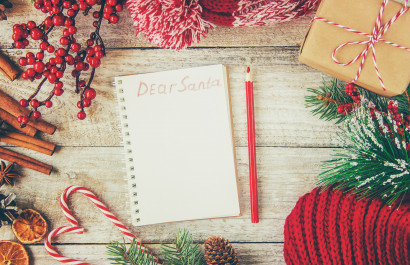 Write a Letter to Santa!