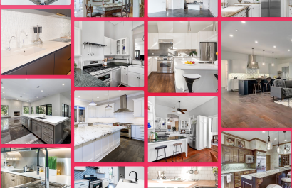 5 Homes With Beautiful Kitchens Under $400K in Greenville, SC