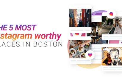 The 5 Most Instagram Worthy Places in Boston