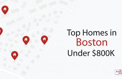 Top Homes Under $800K In Boston