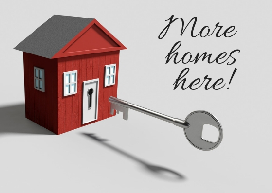 More Homes Here!