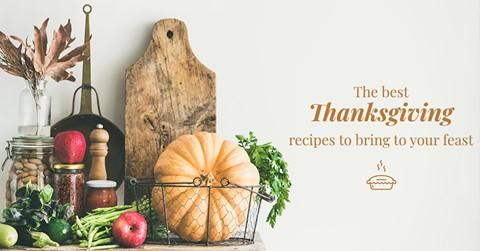 The BEST Thanksgiving Feast Ideas!