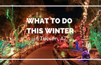 Holidays in Tucson!