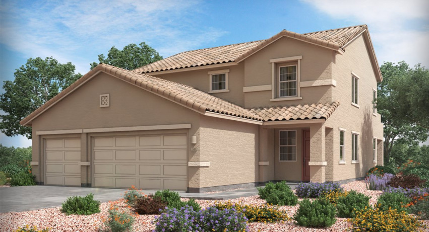 Picture Courtesy of Lennar