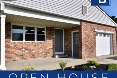 Toms River Adult Community Open Houses