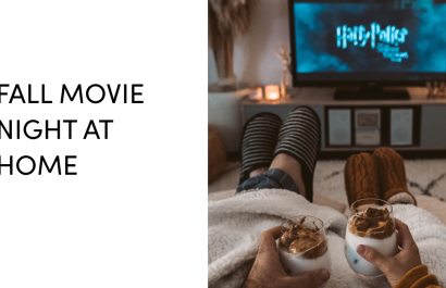 Fall Movie Night at Home