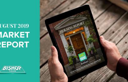 Ann Arbor August 2019 Market Report