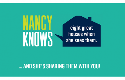 Nancy Knows Eight Great Houses