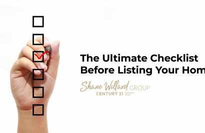 Selling Your Home? This Checklist Is A Must Do.