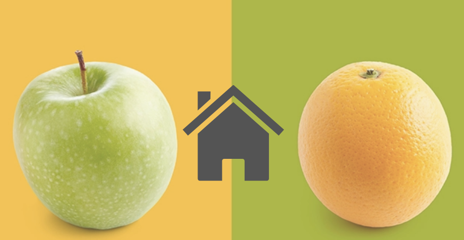 The Housing Market: 2008 vs Now = Apples and Oranges