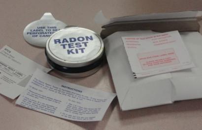 Free Radon Test Kits